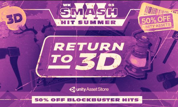 Smash Hit Summer - Asset Store Sale