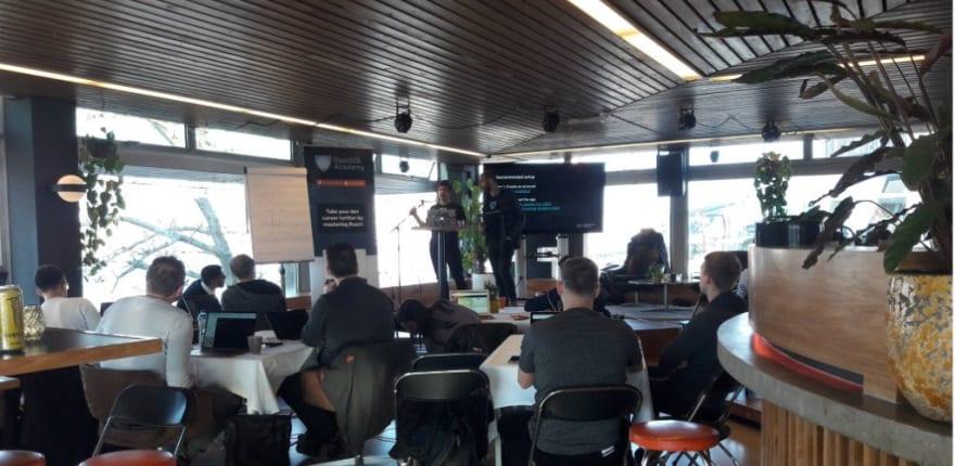 React Amsterdam workshop