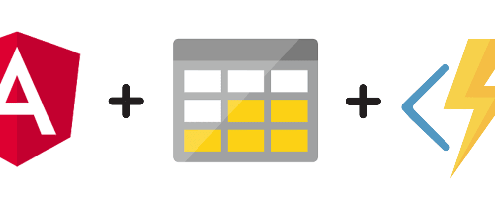 Cover image for Hosting an Angular App as a static website with Azure Function Proxies