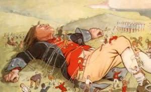 Aventuras de Gulliver - bom livro!