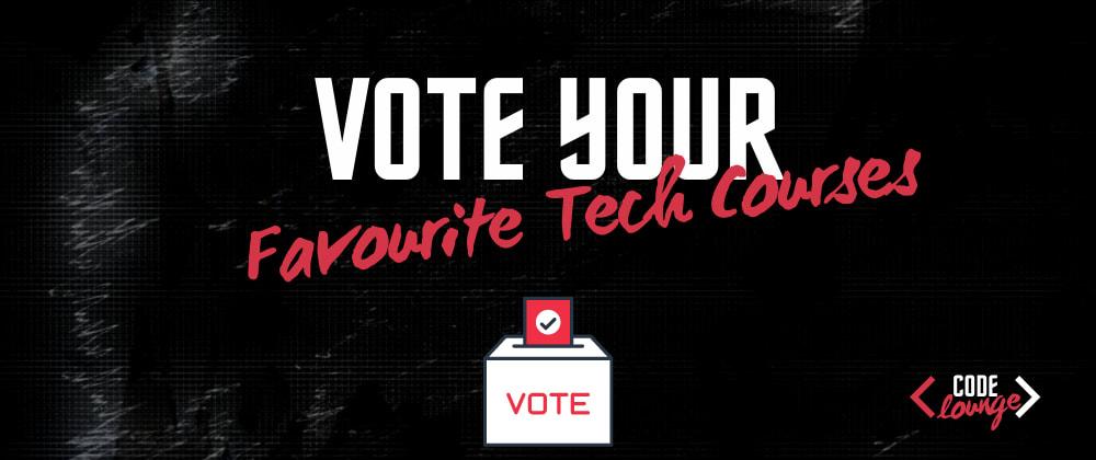 Cover image for GraphCMS + Nuxt.js - Vote Your Favourite Tech Courses