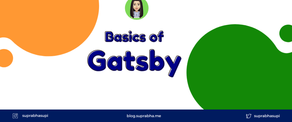 Cover image for How to Build Blog Using Gatsby 💻