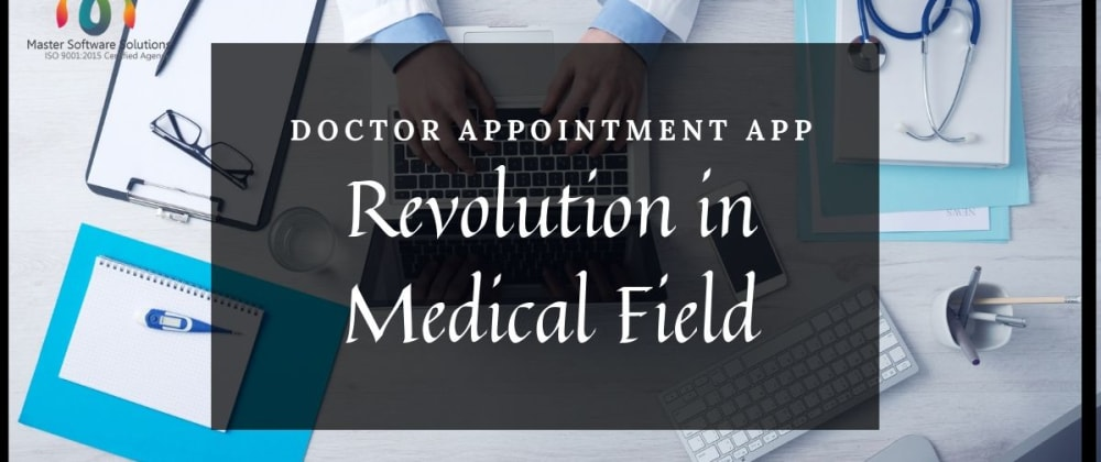 Cover image for App for Doctor Appointments