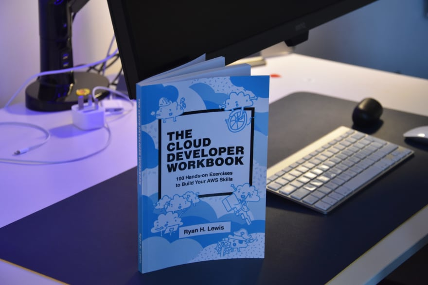 A picture of the cloud developer workbook