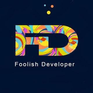 Foolish Developer profile picture