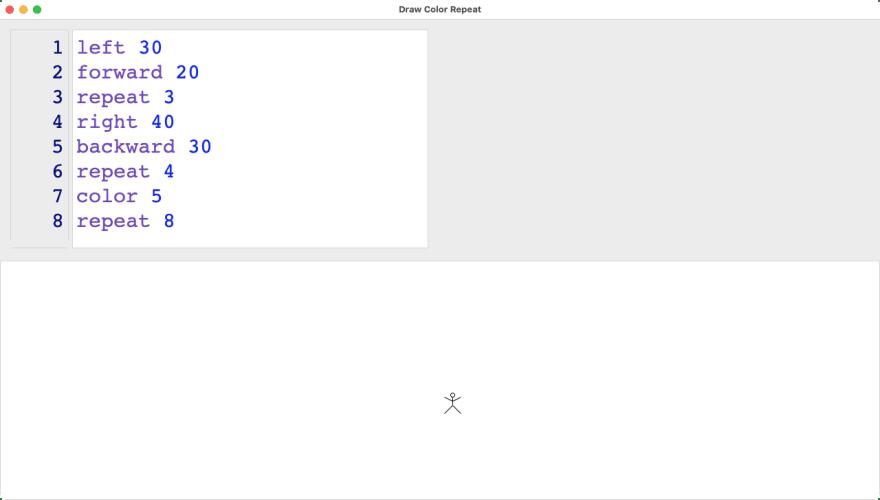Draw Color Repeat Screenshot