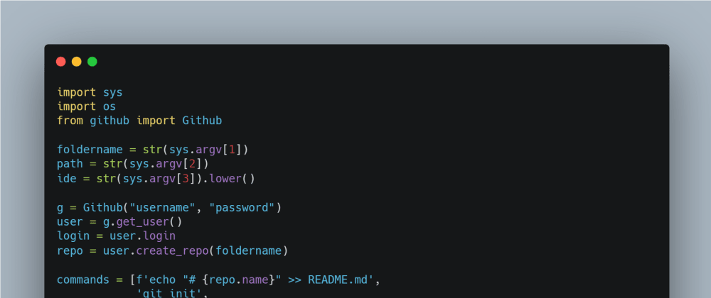Cover image for Flutter Automation Script