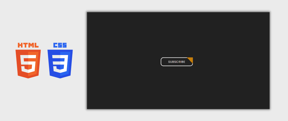 Cover image for Day 26/30 : CSS Button Hover Effect using HTML and CSS