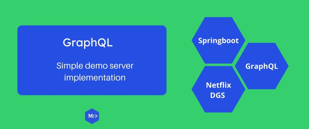 Cover image for GraphQL - simple backend - SpringBoot application