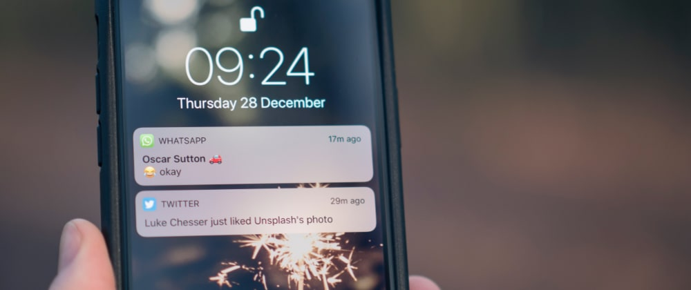 Cover image for Why you should care when you are sending the notifications?