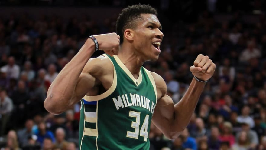 Giannis Antetokoumpo from espn.com
