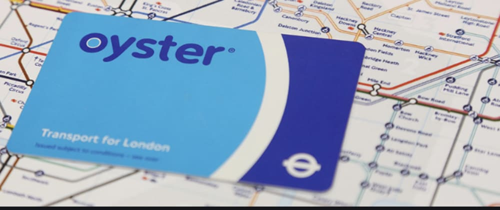 Cover image for Makers Week 2: The World is Your Oyster(card)