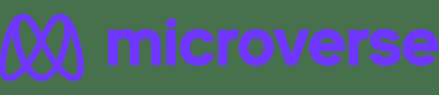 Microverse logo