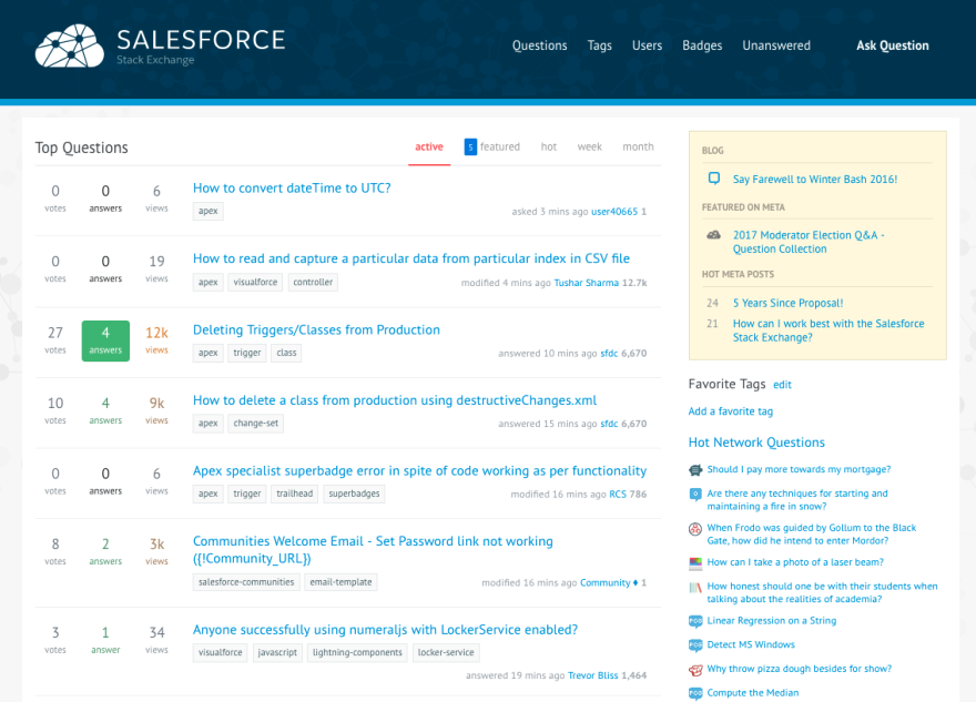 How I ended up becoming a Salesforce Developer - DEV Community