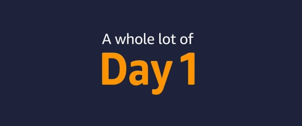 Cover image for Day 1 - 100daysofcode