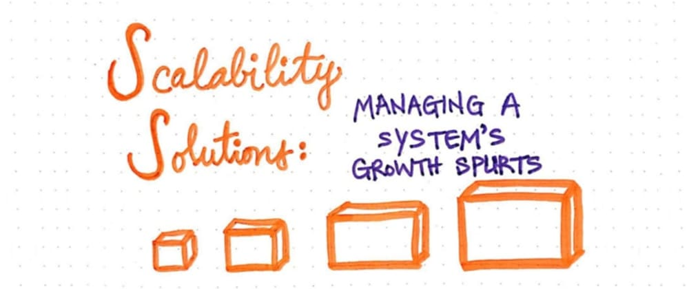 Cover image for Scalability Solutions: Managing a System's Growth Spurts