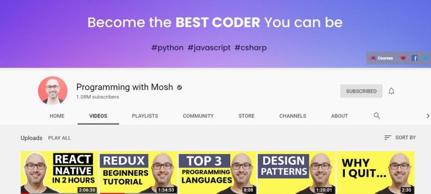 programmingwithmosh