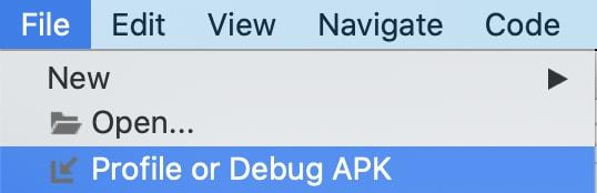 profile APK