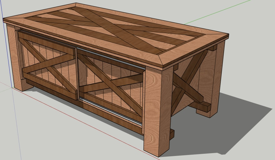 Design in SketchUp