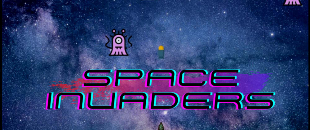 Cover image for SPACE INVADERS GAME