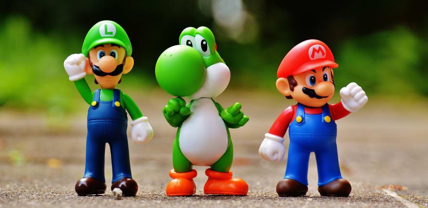 Mario figure