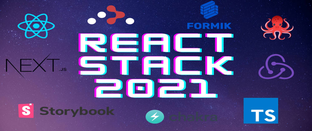 Cover image for React Stack 2021