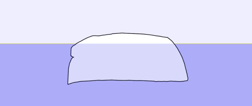 Cover image for Draw an iceberg