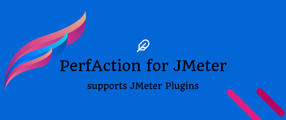 Cover image for PerfAction - Run JMeter Performance Tests