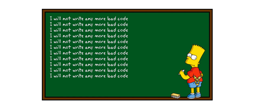 Cover image for How do you know your code is bad?