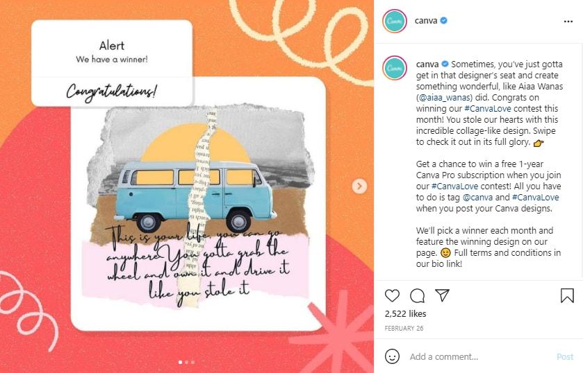 Recurpost instagram scheduler