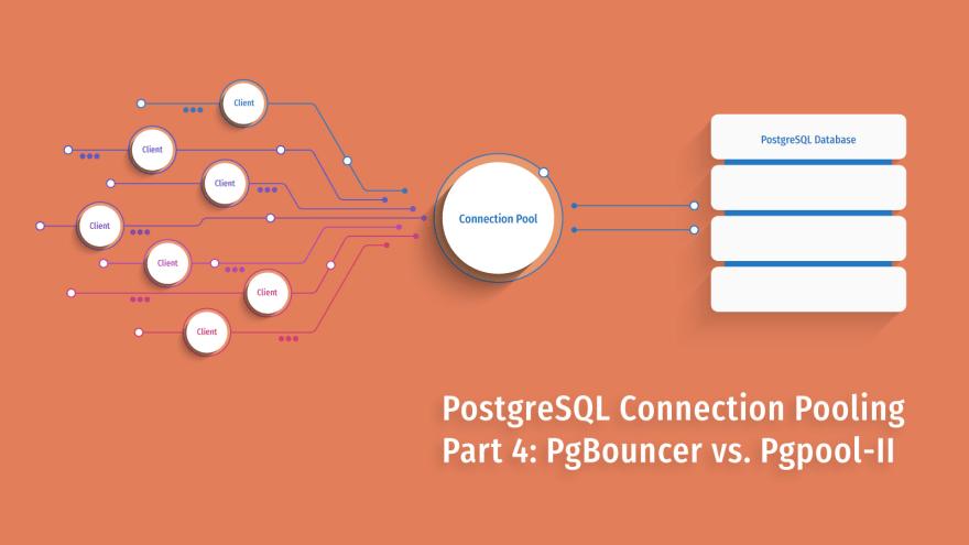 PostgreSQL Connection Pooling: Part 4 – PgBouncer vs. Pgpool-II