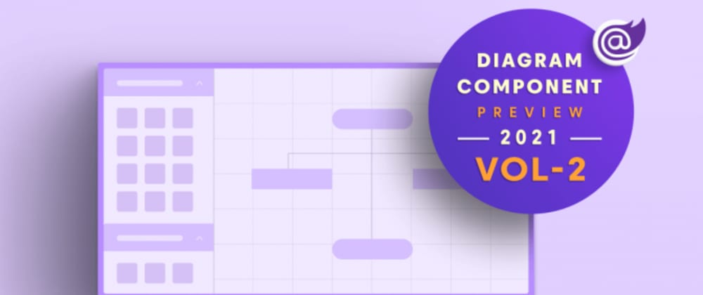 Cover image for Introducing the New Native Blazor Diagram Component