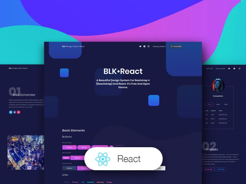 BLK • Design System PRO