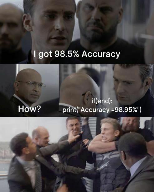 Data Science meme