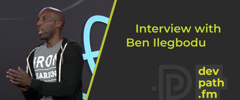 Cover image for Interview with Ben Ilegbodu: Three Things That Compose Seniority