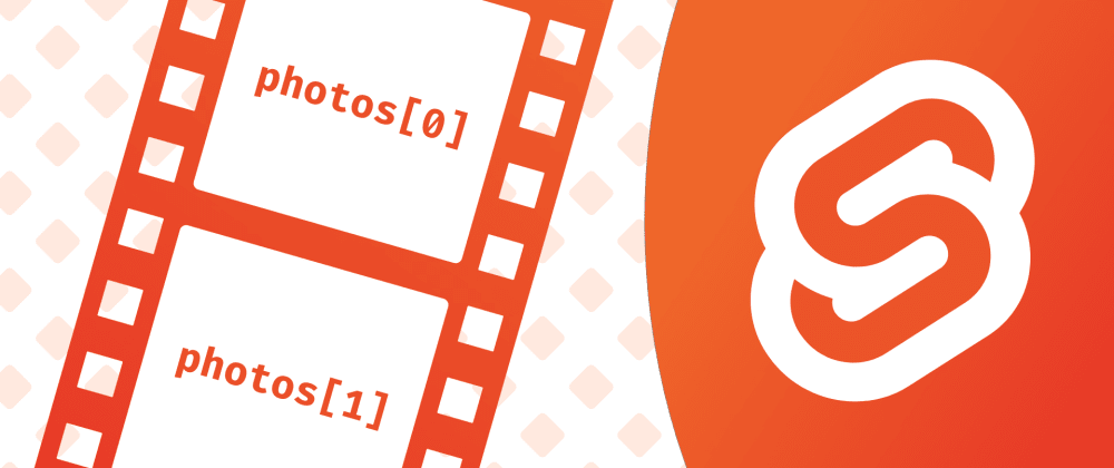 Cover image for The power of SvelteJS: building an animated image carousel in <30 lines of code ✨