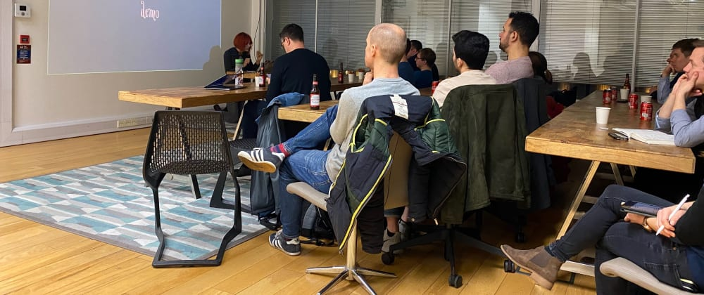 Cover image for Recap of MMT Tech Meet-up January 2020 covering GatsbyJS Cloud, GatsbyJS Data Fetching and Houdini CSS