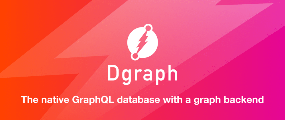 Cover image for easy-dgraph: Create DGraph GraphQL on the Fly!