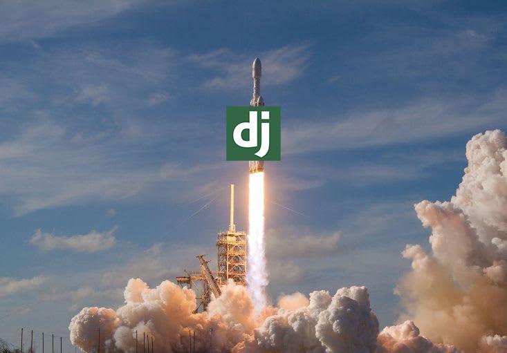 Production-ready Django 3 ASGI Docker image