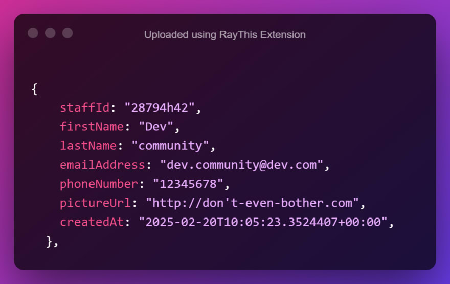 code snippet image