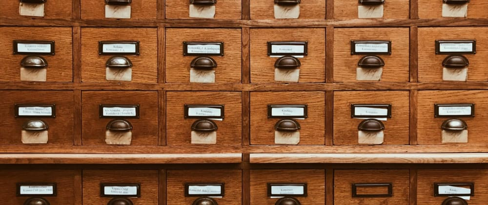Cover image for How to store data client-side with IndexedDB