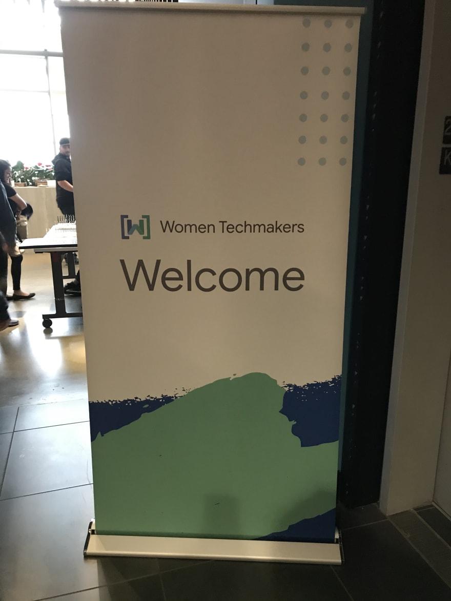 Women techmakers banner