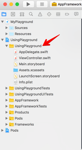 Playground driven development in Swift - DEV Community