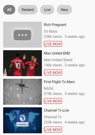 The Related Video Component