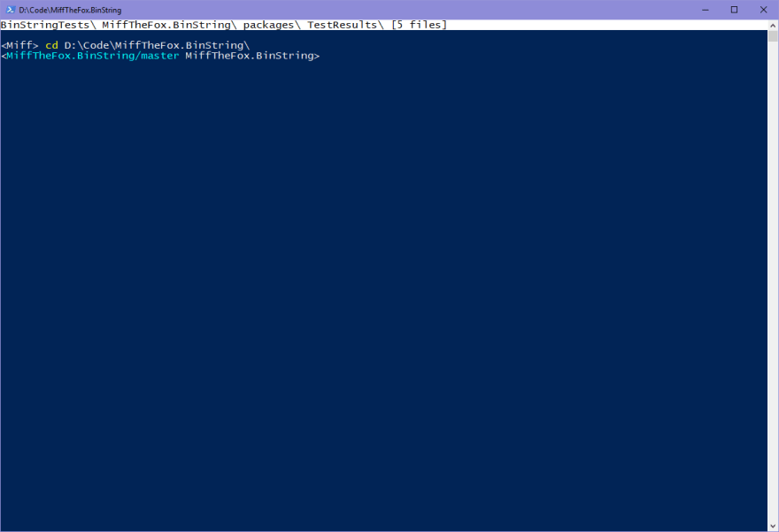 powershell lol