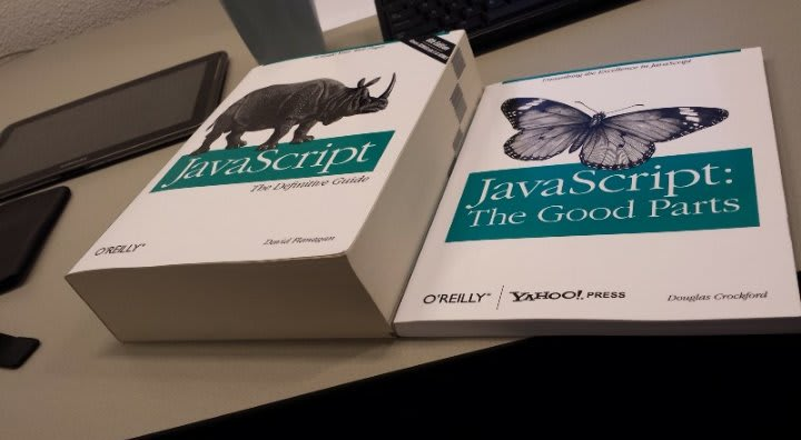Whole JavaScript vs. Good Parts