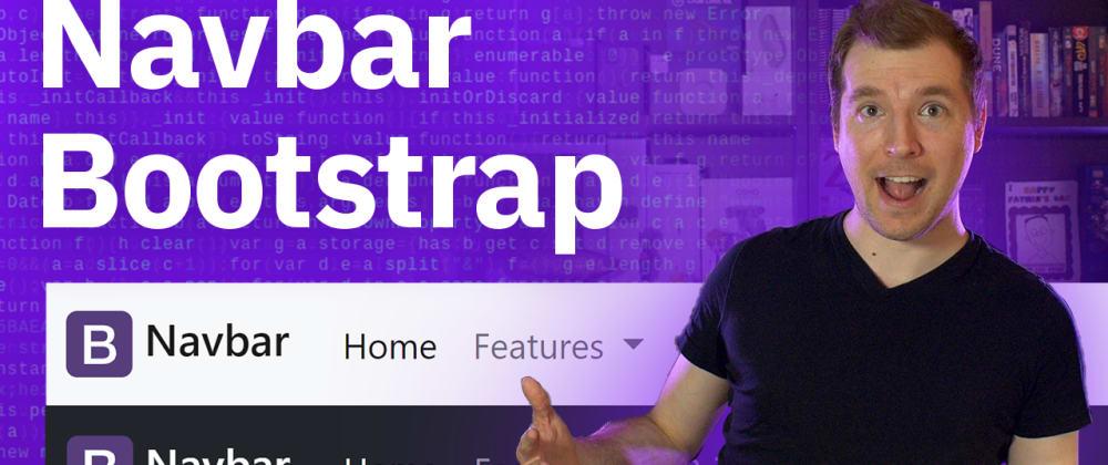 Cover image for Navbar in Bootstrap 5 Tutorial
