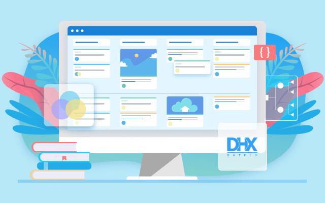 DHTMLX Updates