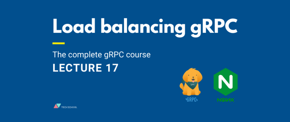 Cover image for Load balancing gRPC service with Nginx