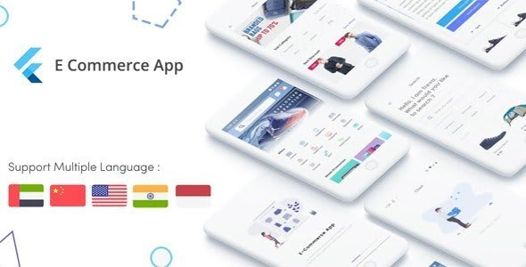 Flutter E-Commerce UI KIT Template in flutter – Treva<br> Shop